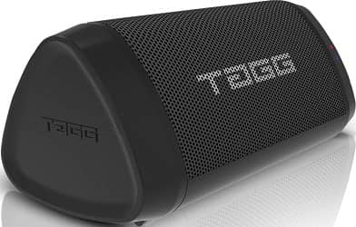TAGG Sonic Angle 1 IPX5 Water Resistant Wireless Portable Bluetooth Speaker