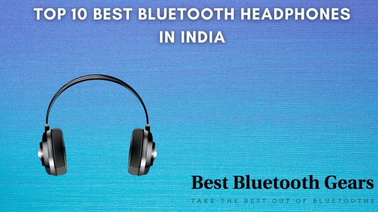 Top 10 Best Bluetooth Headphones In India 2020 Reviews Buying Guide Best Bluetooth Gears