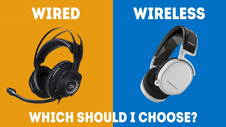 wireless headphones vs. wired headphones