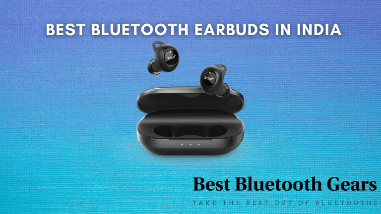 10 Best Bluetooth Earbuds in India 2020