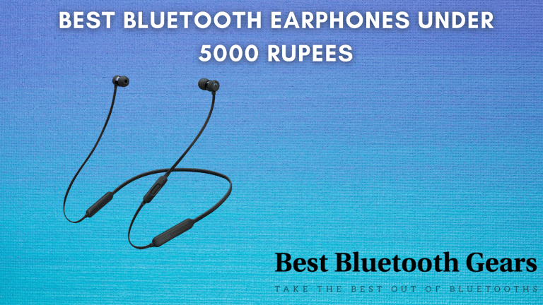 Best Bluetooth Earphones Under 5000