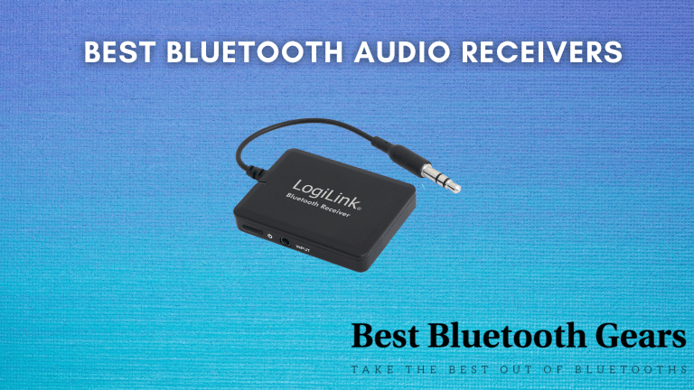 Best Bluetooth Audio Receivers