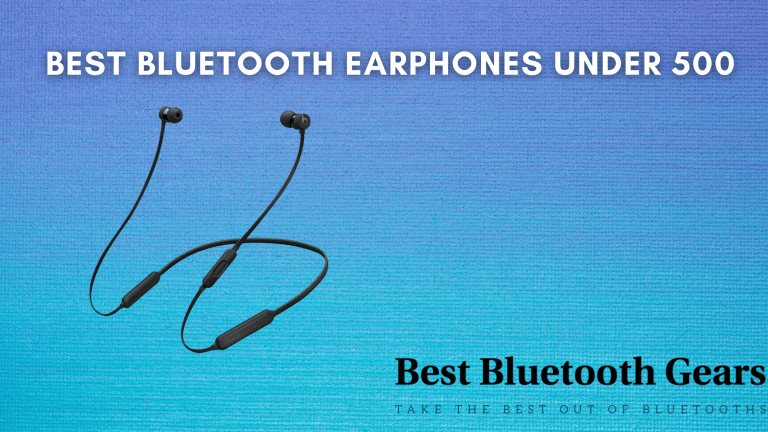 Best Bluetooth Earphones Under 500