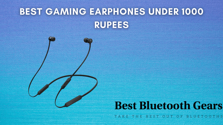 Best Gaming Earphones Under 1000
