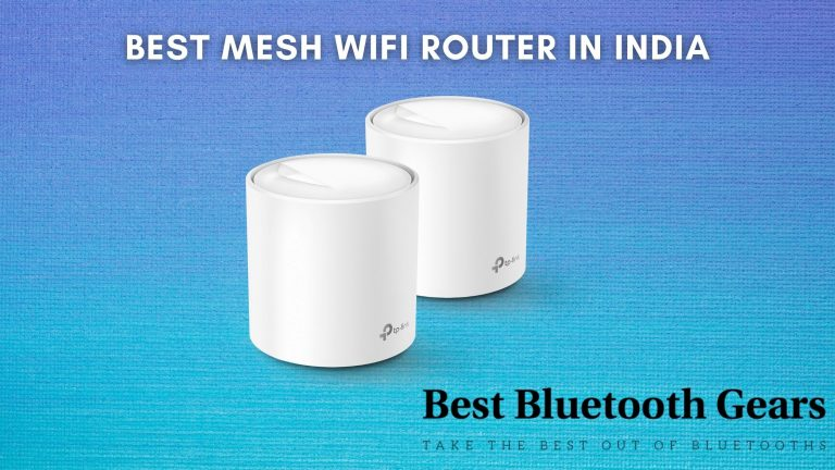 Best Mesh WiFi Router in India